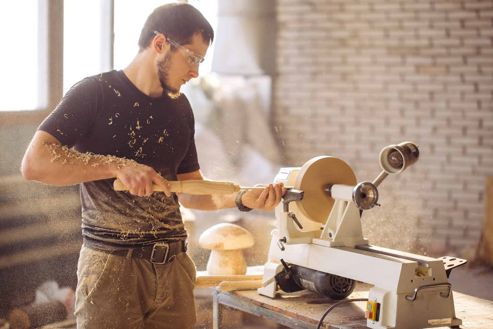 good wood lathe for the money