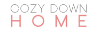 Cozy Down Home Footer Logo